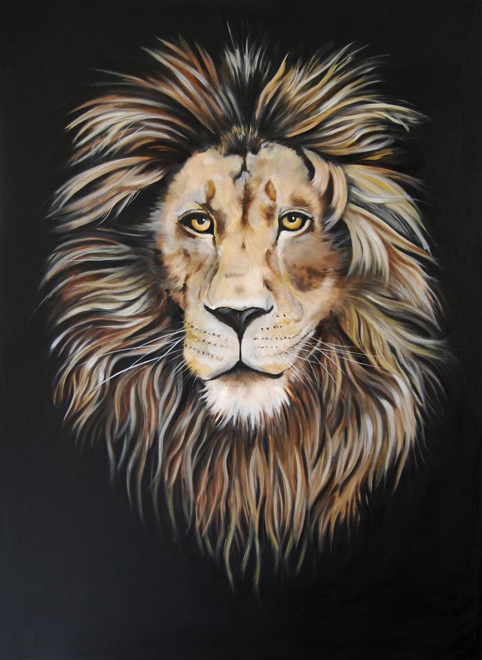 lion73x100w